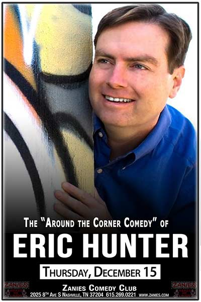 Eric Hunter LIVE at December 15, 2016