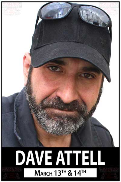 Dave Attell from Comedy Central live at Zanies Comedy Club March 13 & 14, 2015