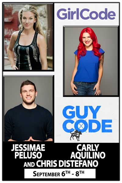 carly girl code dating chris Chris distefano and carly aquilino dating guy code vs girl code season 2 is yet to be announced by mtv2.