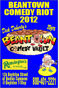 2012 Beantown Comedy Riots