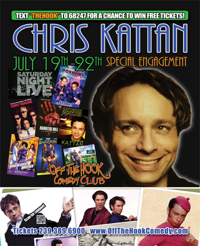 Chris Kattan  Friends