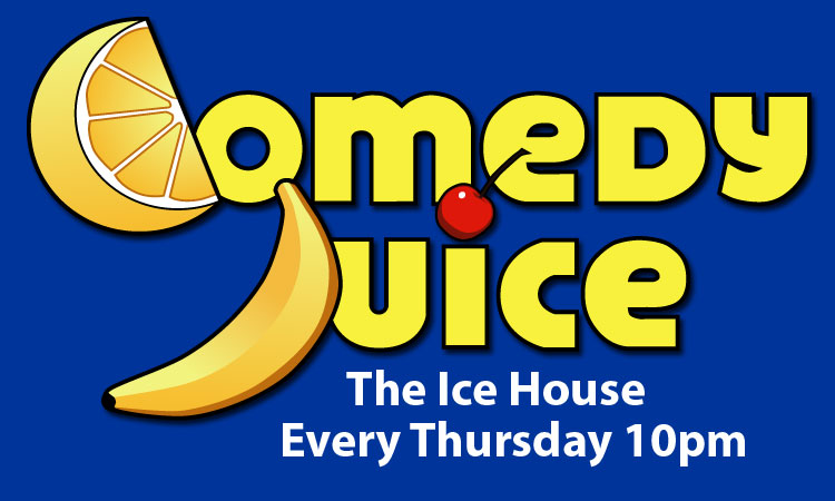 ComedyJuice w Sammy Obeid Andy Haynes and Flip Schulz