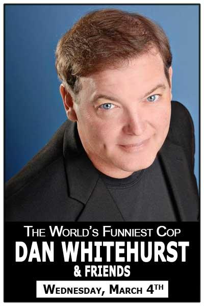 Dan Whitehurst & Friends at Zanies Comedy Club Nashville Wednesday, March 4, 2015