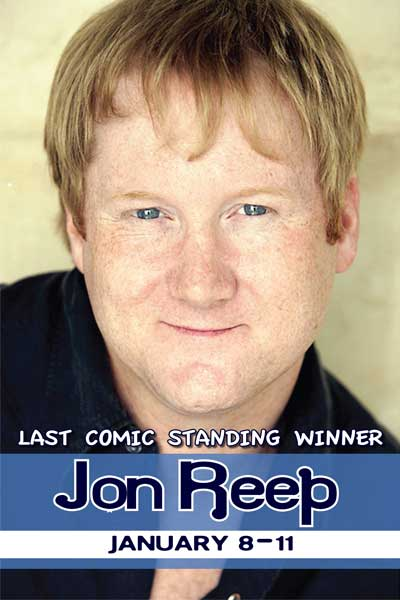 Jon Reep Winner Last Comic Standing 5, The Hemi Guy, seen on CMT, Comedy Central, TBS and much more Live at Zanies Comedy Club Nashville