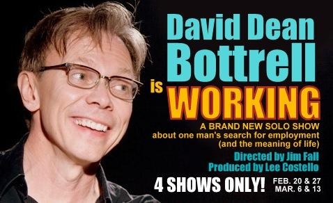 David Dean Bottrell is Working