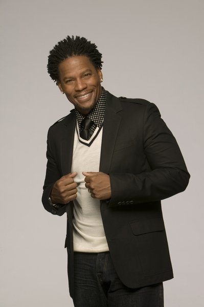 DL Hughley from the Original Kings of Comedy the Daily Show Tonight Show The View Ellen CNN Real Time with Bill Maher Live wKelly and Michael and much more