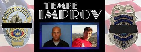 Officer Daryl Raetz  Firefighter Bradley Harper Fundraiser