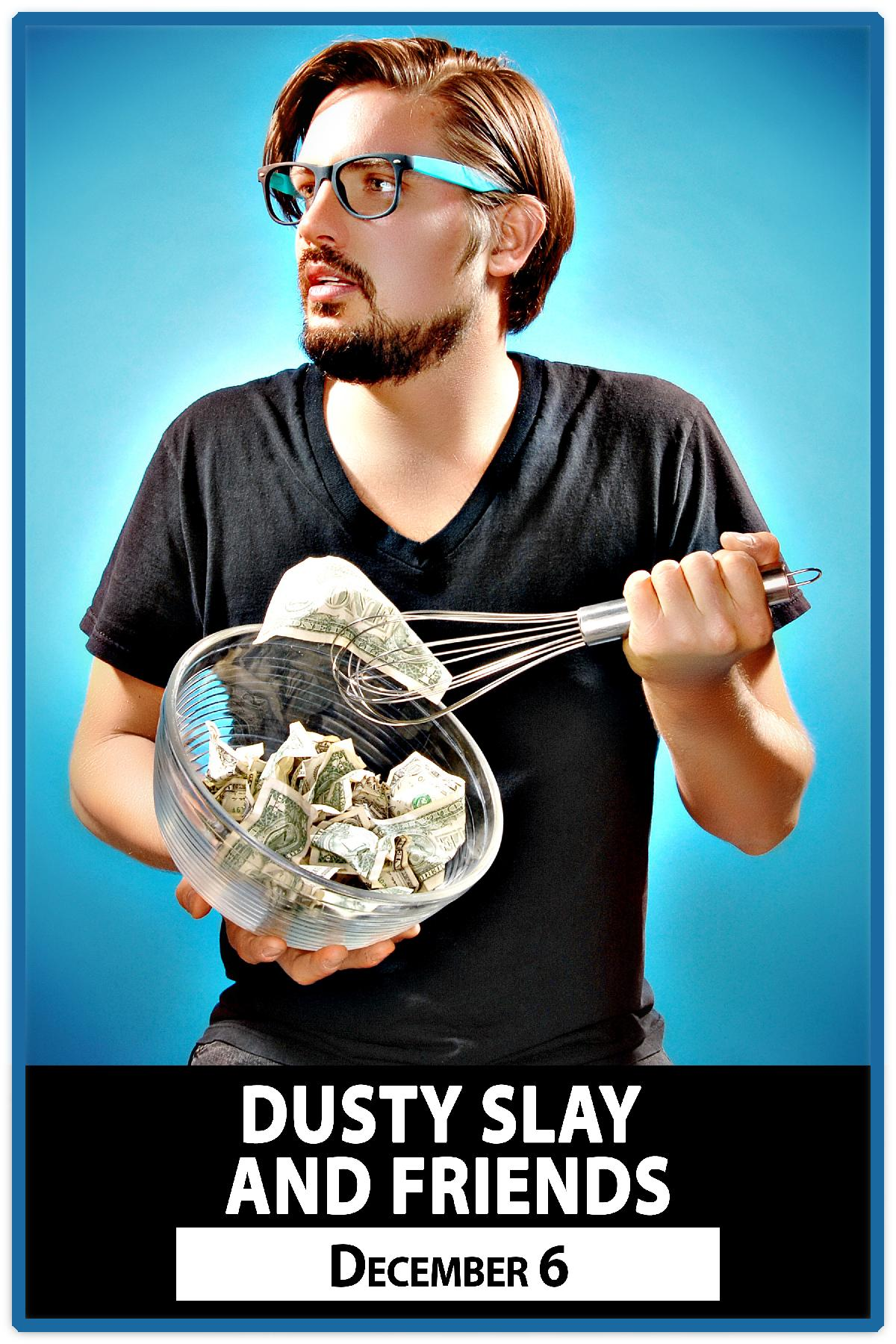 Dusty Slay and Friends live at Zanies Comedy Club Nashville December 6 2015