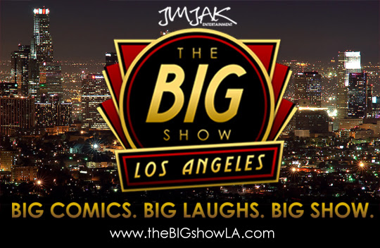 THE BIG SHOW LA with Jason Collings Byron Bowers Andy Ostroff Lance Cantstopolis and Jack Michelman