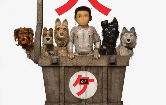 Isle Of Dogs Arlington Cinema And Drafthouse
