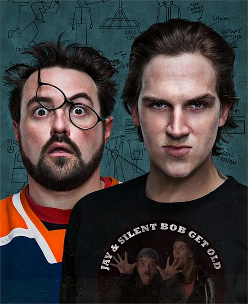JAY  SILENT BOB GET OLD PODCAST w Kevin Smith  Jason Mewes