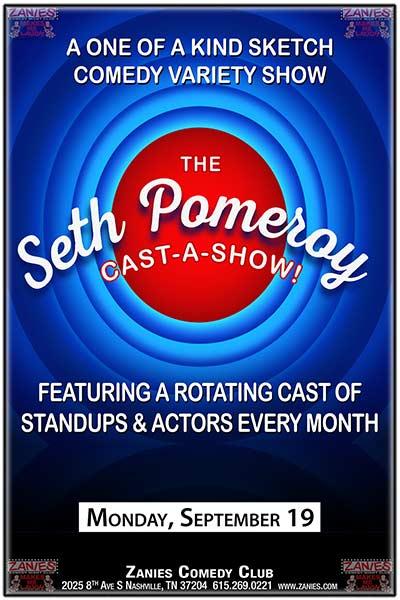 Seth Pomeroy Cast-A-Show September 19, 2016