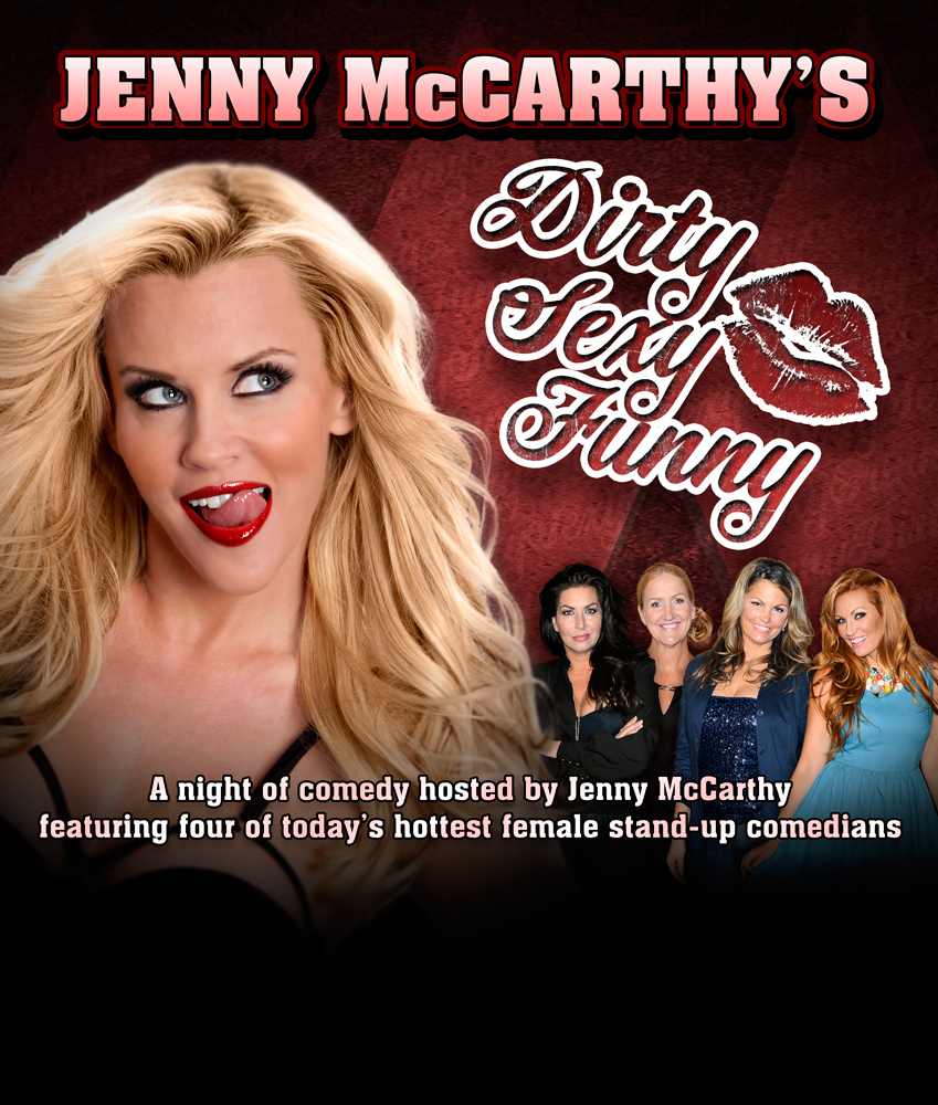 Dirty sexy comedy tour