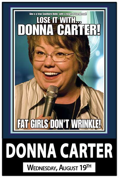 Donna Carter Wednesday, August 19, 2015