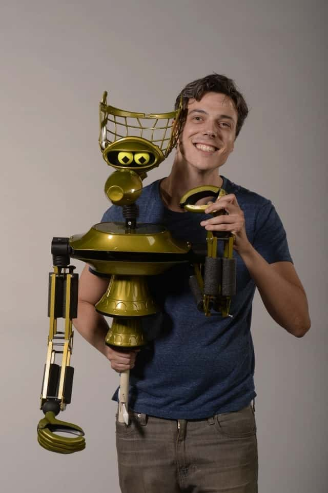 Hampton Yount From Mystery Science Theater 3000 Mtv And