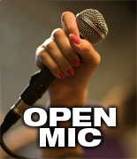 Governors Open Mic Night SPECIAL EVENT