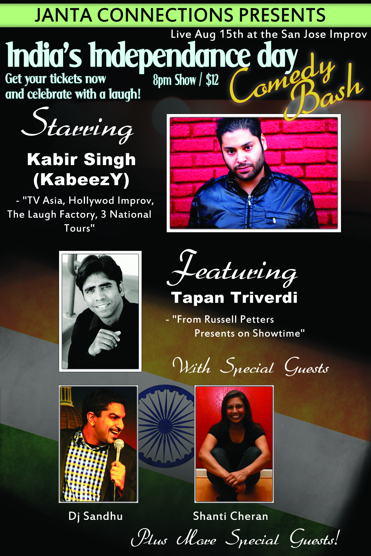 Indias Independence Day Comedy Bash