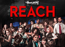 REACH: Risky Eclectic Artists Comedy Hour