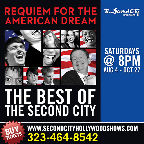REQUIEM FOR THE AMERICAN DREAM The Best of Second City