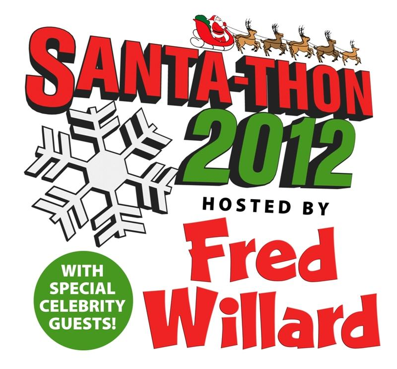 SANTATHON 2012 with host Fred Willard