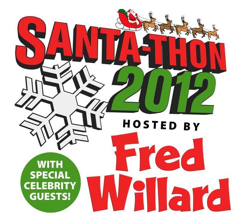 SANTATHON 2012 with host Fred Willard