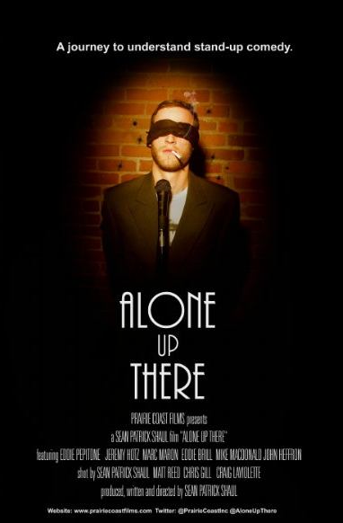 Stand Up Comedy Doc Screening  Alone Up There