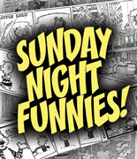 SUNDAY NIGHT FUNNIES 080314