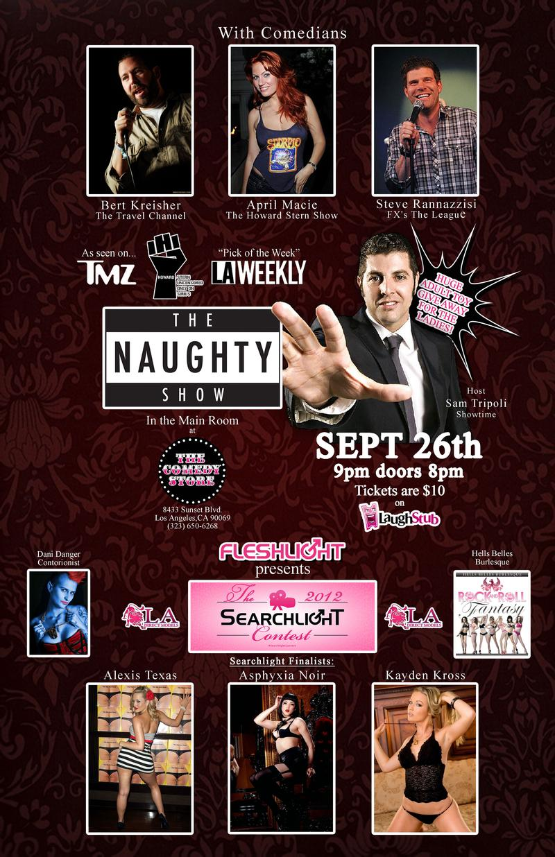 The Naughty Show Presents