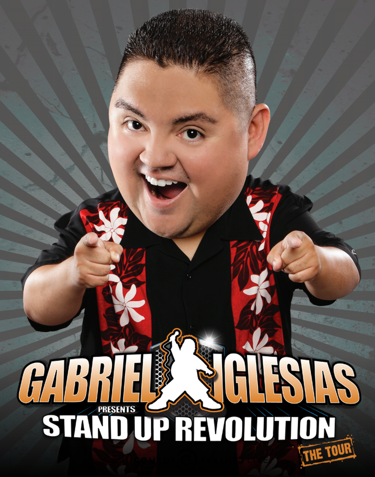 Gabriel Iglesias Presents Stand Up Revolution TV Taping