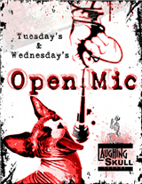 Laughing Skull Open Mic