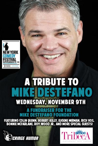 Tribute to Mike DeStefano