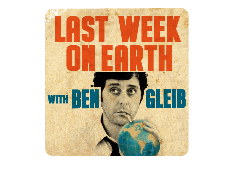 Ben Gleib Live Podcast