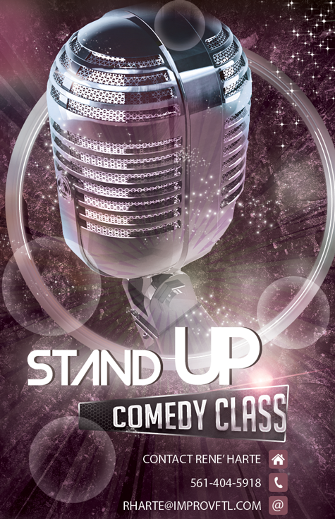 Stand Up Comedy Class 101