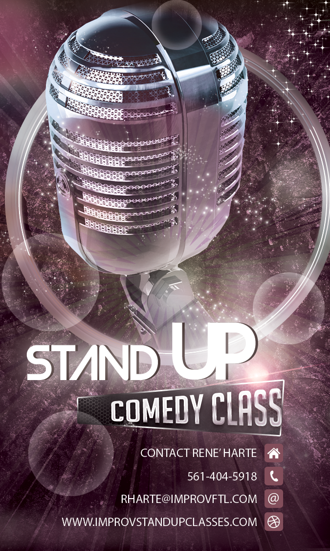 Graduation Night Stand Up Comedy Class 101