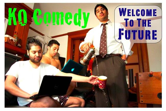 KO Comedy Kabir Singh and Sammy K Obeid