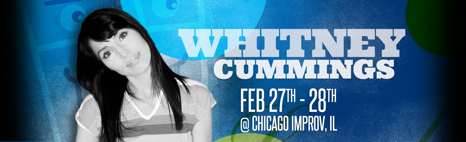 Whitney Cummings @ Chicago Improv
