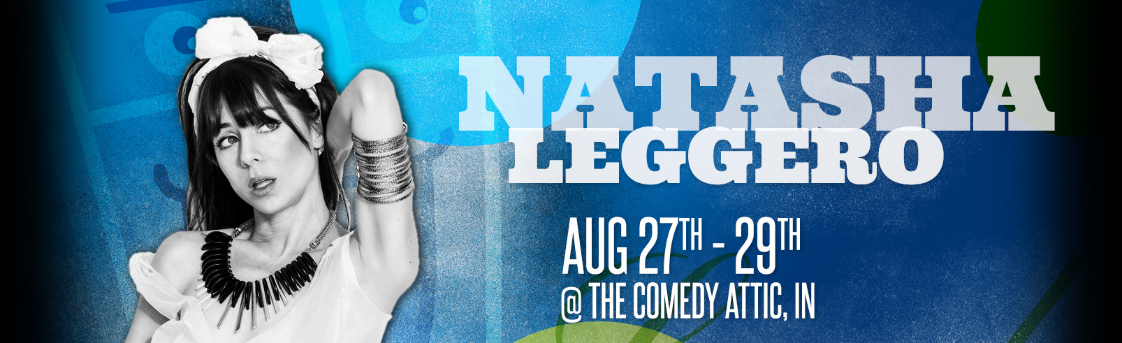 Natasha Leggero @ The Comedy Attic