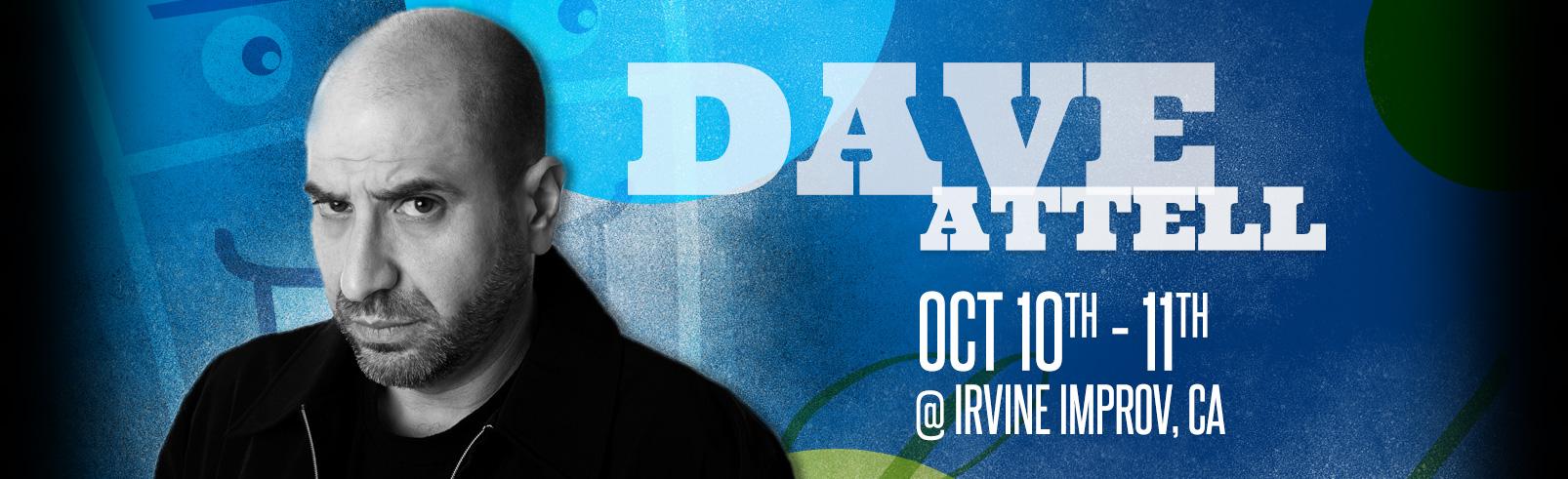 Dave Attell @ Irvine Improv