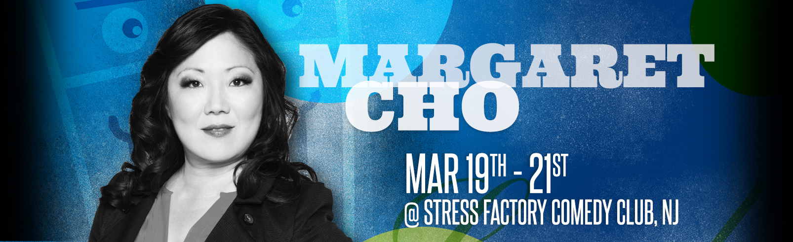 Margaret Cho @ Stress Factory Comedy Club
