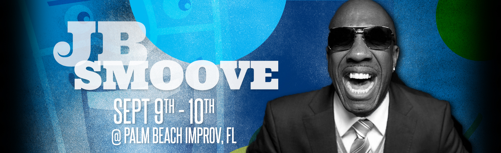 JB Smoove @ Palm Beach Improv