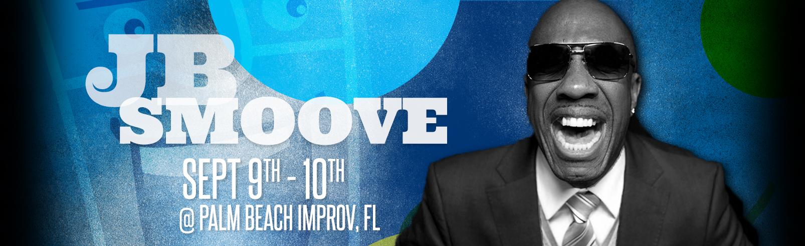 JB Smoove @ Palm Beach Improv