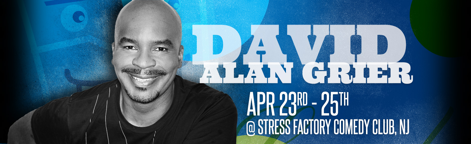 David Alan Grier @ Stress Factory Comedy Club