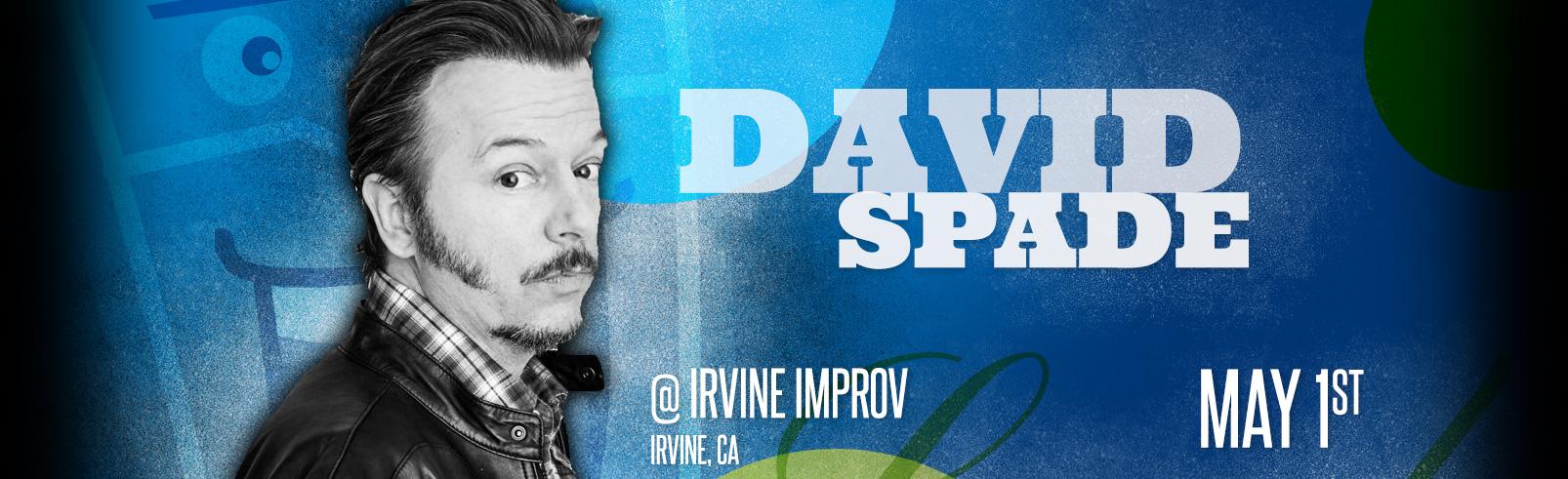 David Spade @ Irvine Improv