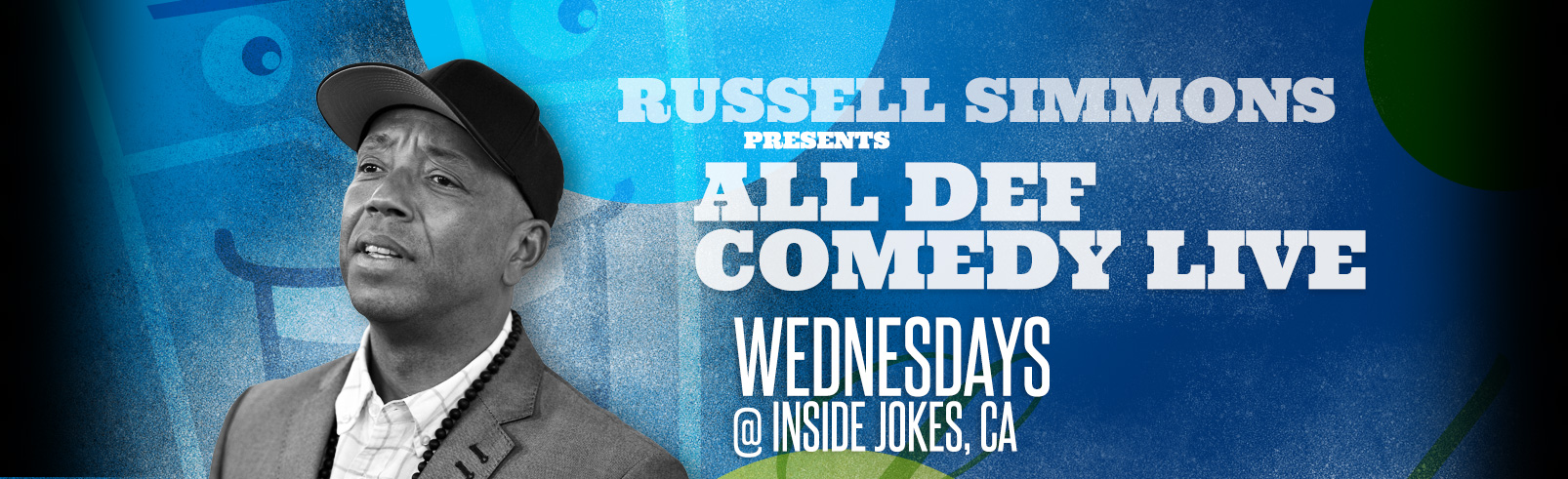 Russell Simmons @ Inside Jokes