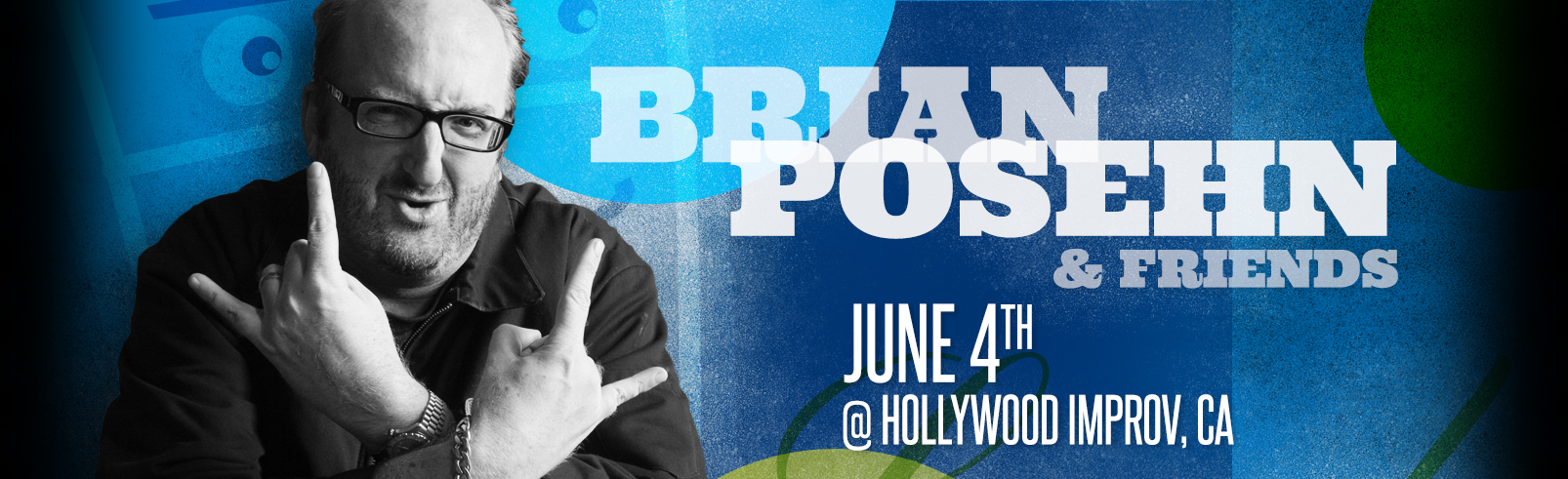 Brian Posehn & Friends