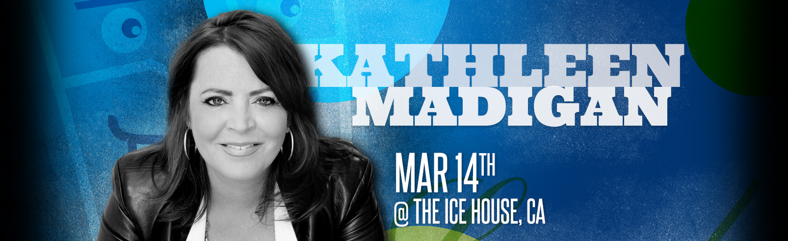Kathleen Madigan @ The Ice House