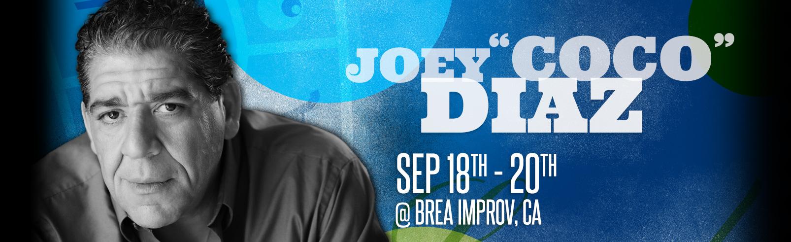 Joey Diaz @ Brea Improv