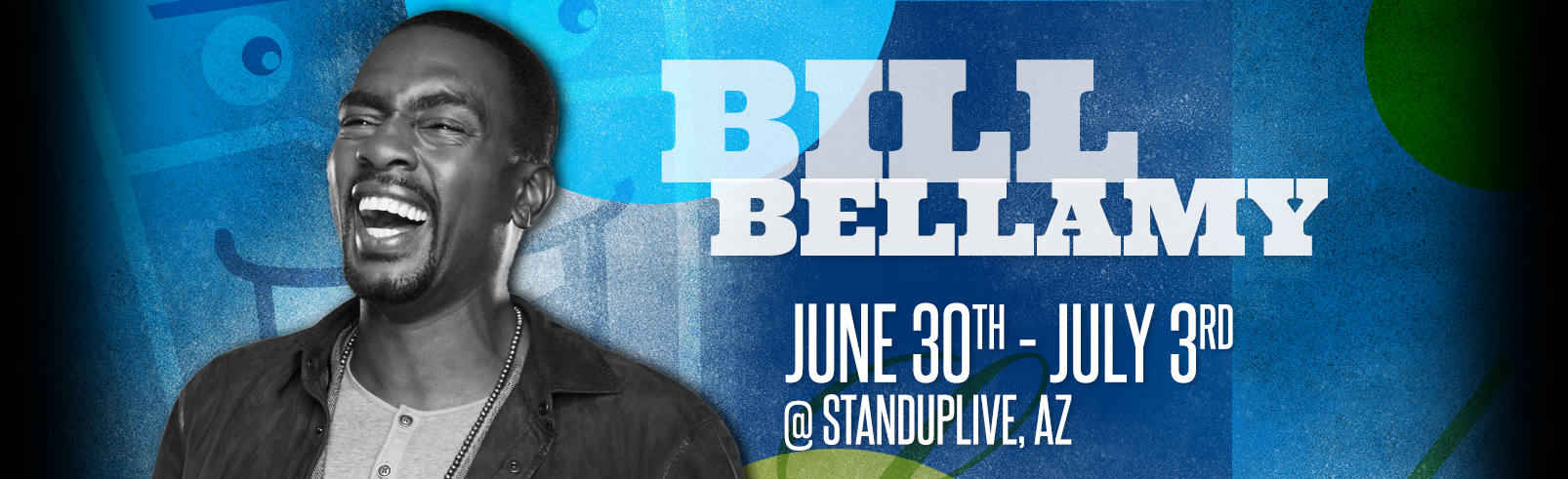 Bill Bellamy @ StandUpLive