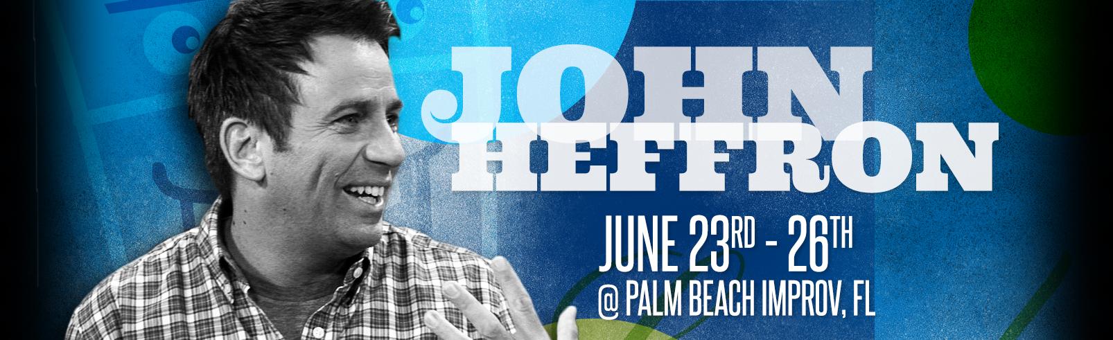 John Heffron @ Palm Beach Improv