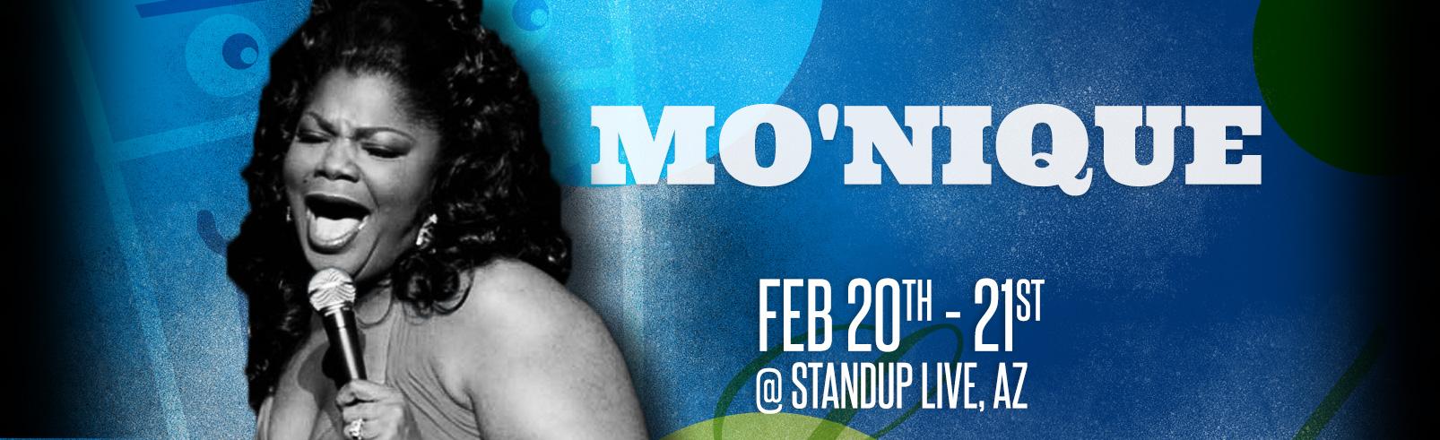 Mo'Nique @ StandUp Live